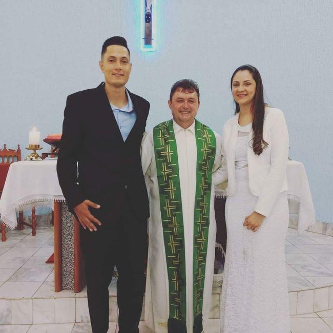 Realizando Casamento fora da Igreja Católica - Nossa Experiência... 1