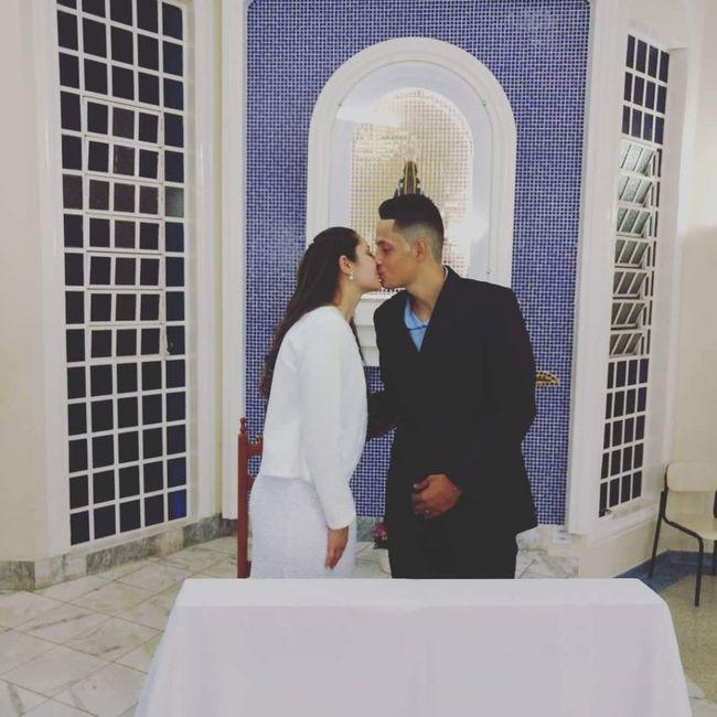 Realizando Casamento fora da Igreja Católica - Nossa Experiência... 2