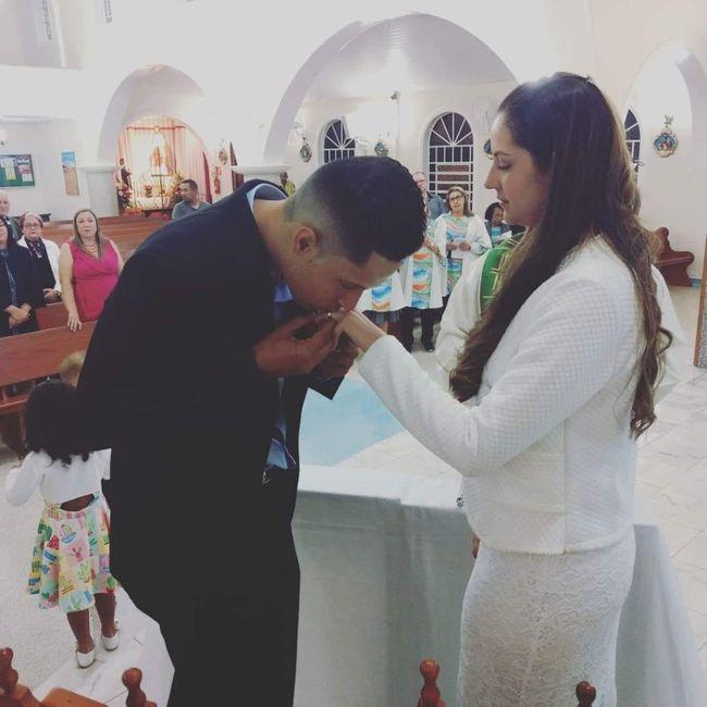Realizando Casamento fora da Igreja Católica - Nossa Experiência... 3