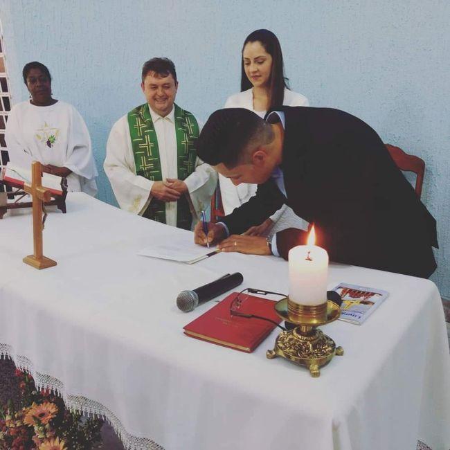 Realizando Casamento fora da Igreja Católica - Nossa Experiência... 5