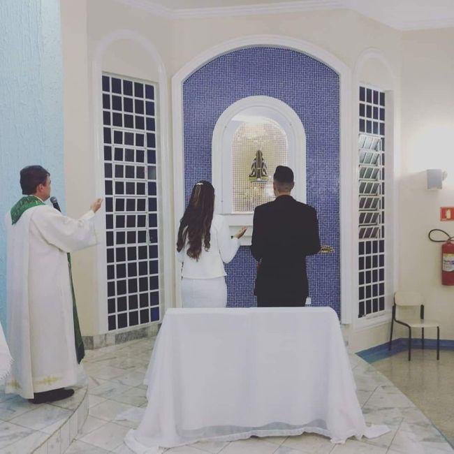 Realizando Casamento fora da Igreja Católica - Nossa Experiência... 7
