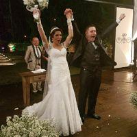 Mais fotos do meu  casamento vem ver - 12