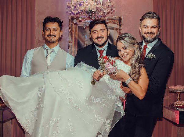 Algumas fotos do casamento! 1