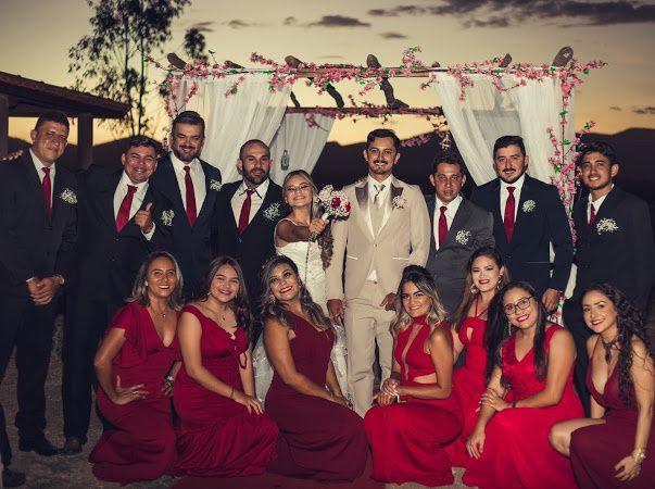 Algumas fotos do casamento! 2
