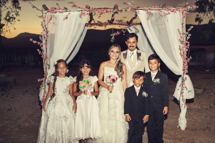 Algumas fotos do casamento! 5