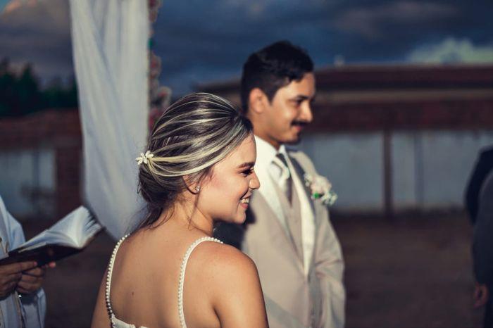 Algumas fotos do casamento! 6