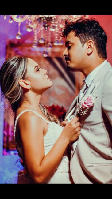 Algumas fotos do casamento! 8