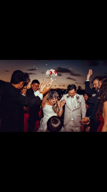 Algumas fotos do casamento! 9