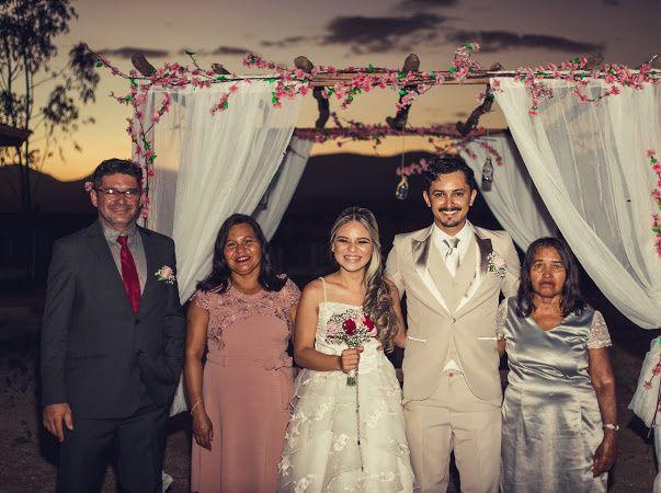 Algumas fotos do casamento! 10