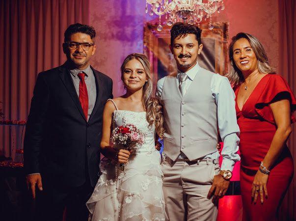 Algumas fotos do casamento! 11