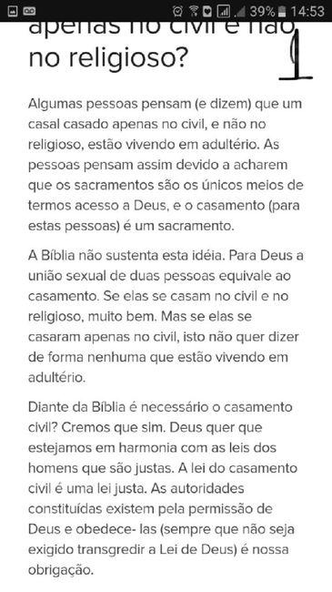 Posso casar na igreja (católica) sem casar no civil? 1