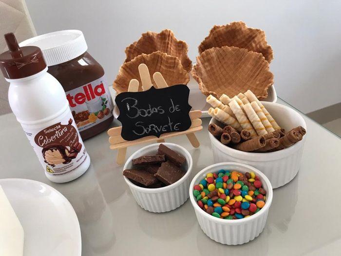 Bodas de sorvete! 🍦 4