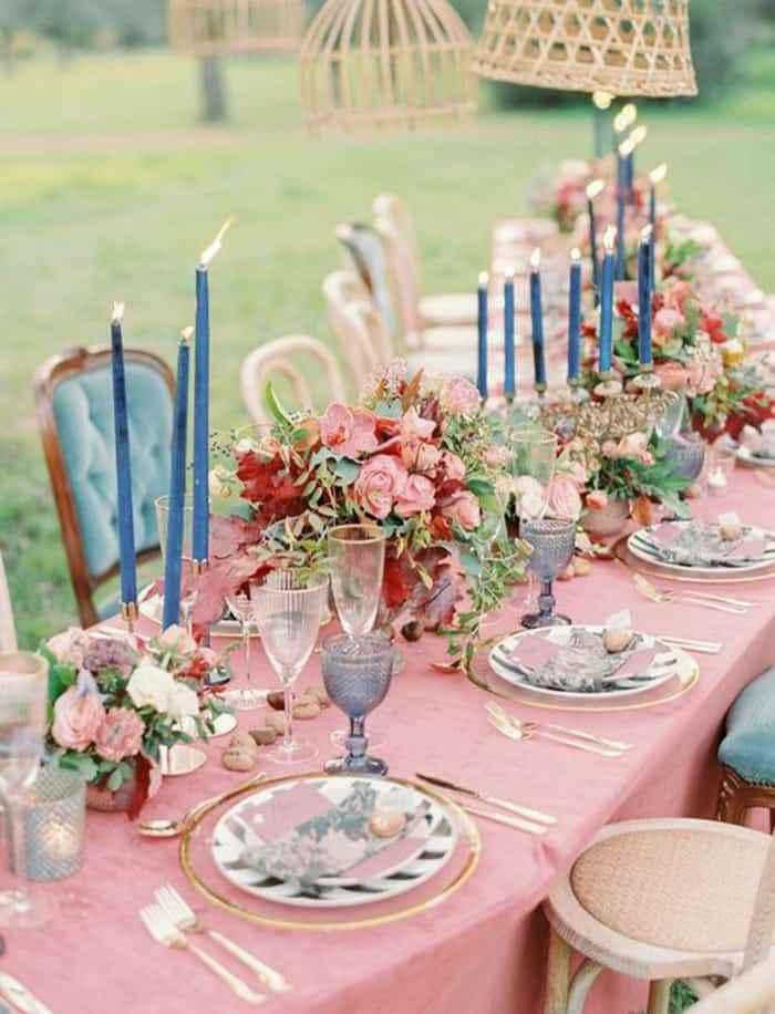 Como escolher a paleta de cores para o seu casamento - 2