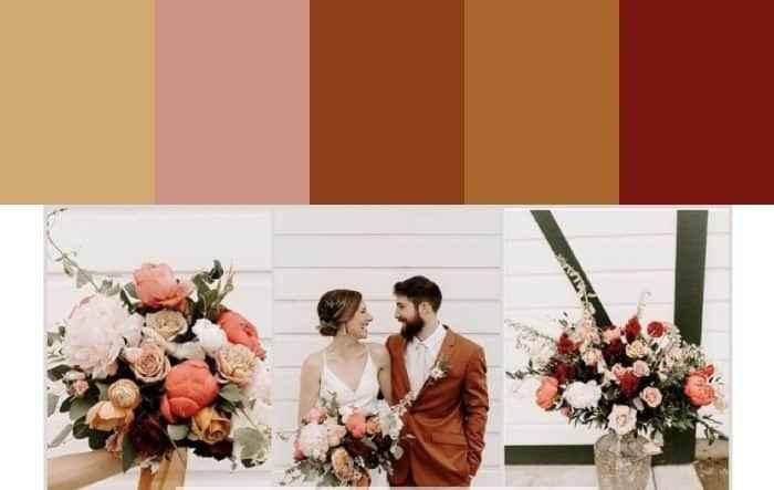 Como escolher a paleta de cores para o seu casamento - 7