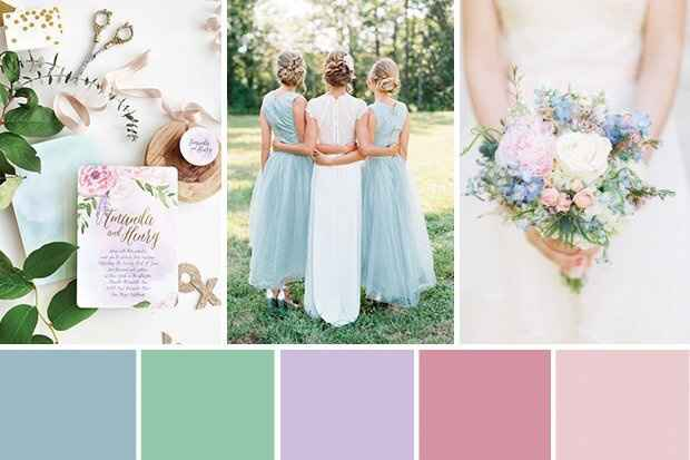 Como escolher a paleta de cores para o seu casamento - 8