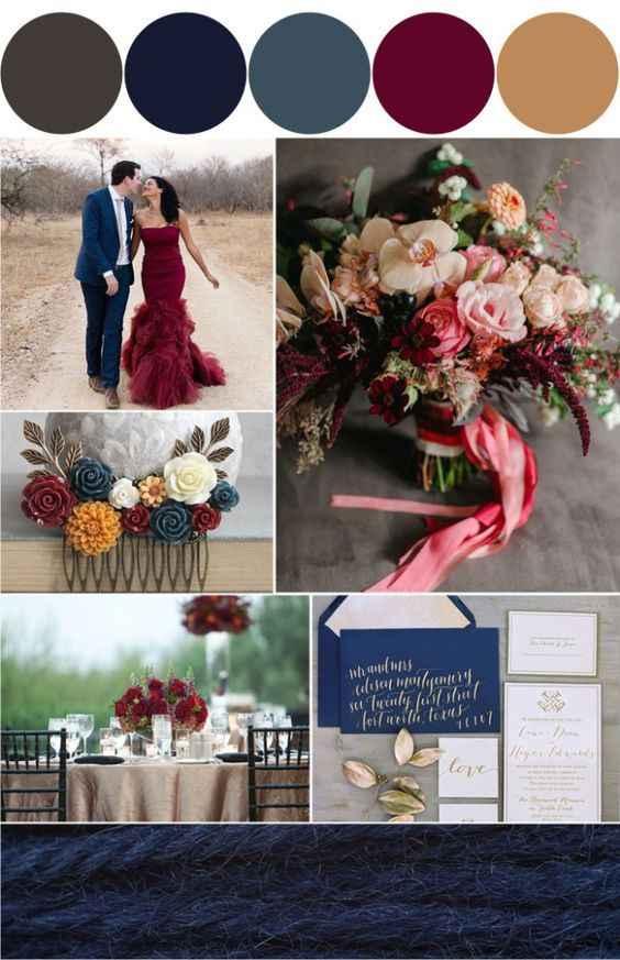 Como escolher a paleta de cores para o seu casamento - 9