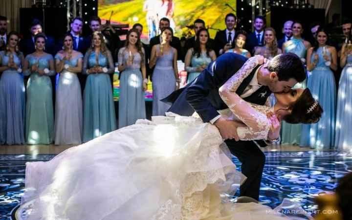 Coreografia no casamento #temdica - 3