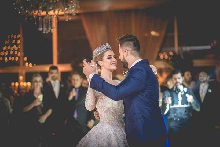 Coreografia no casamento #temdica - 5