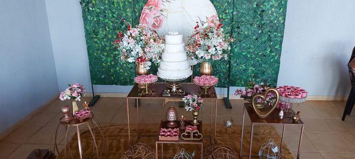 festa de casamento surpresa 04/09 14
