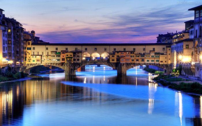 Ponte Vecchio - Florença (Firenze)