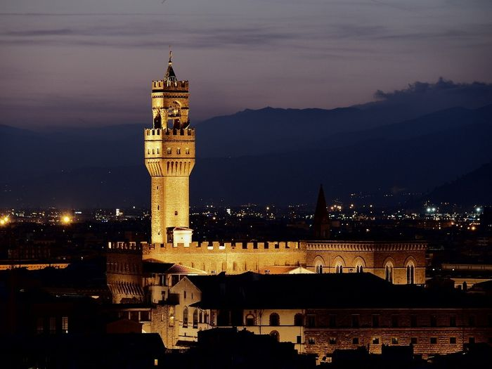 Palazzo Vecchio - Florença (Firenze)