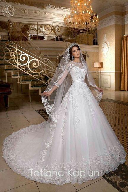 Pastinha de inspirações: vestidos de noiva 11