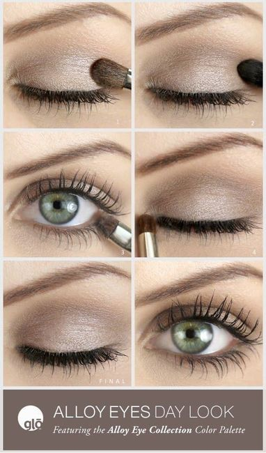 Pastinha de inspirações: maquiagem 11