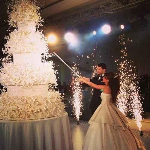 O bolo de todos os sonhos