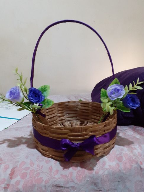 Cestinhas das floristas diy 🌸🎀👸🏼 4
