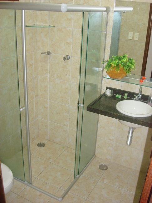 Banheiro pequeno 2×2 (casa)  Página 2 -> Banheiro Pequeno Quadrado