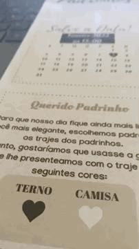 Manual de Padrinhos #vemver 3