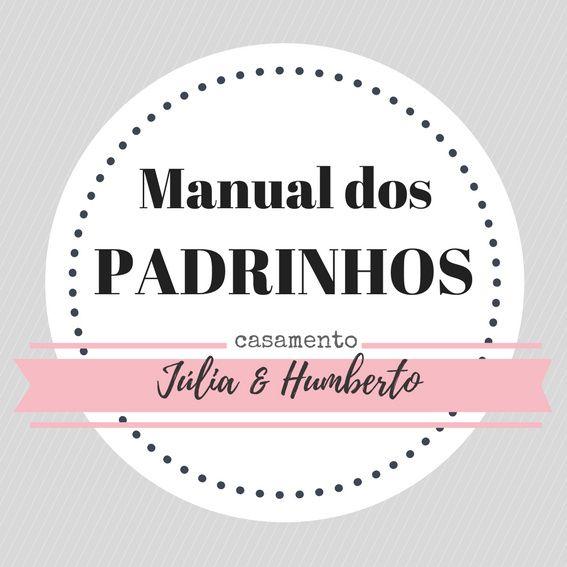 Manual dos Padrinhos 1