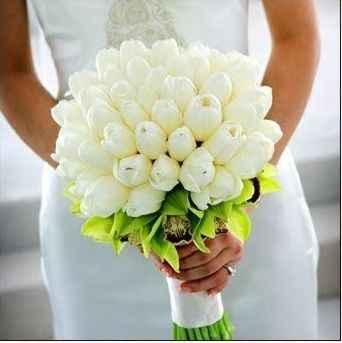 Sobre buquê de noiva: Como será o seu? 🥀❣💐 - 5