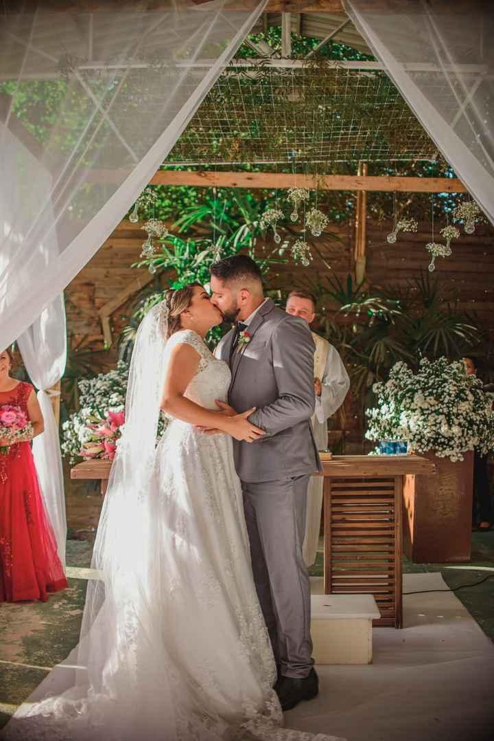 Casamentos reais 2019: o beijo no altar 12