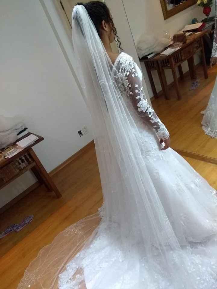 Meu vestido ♥