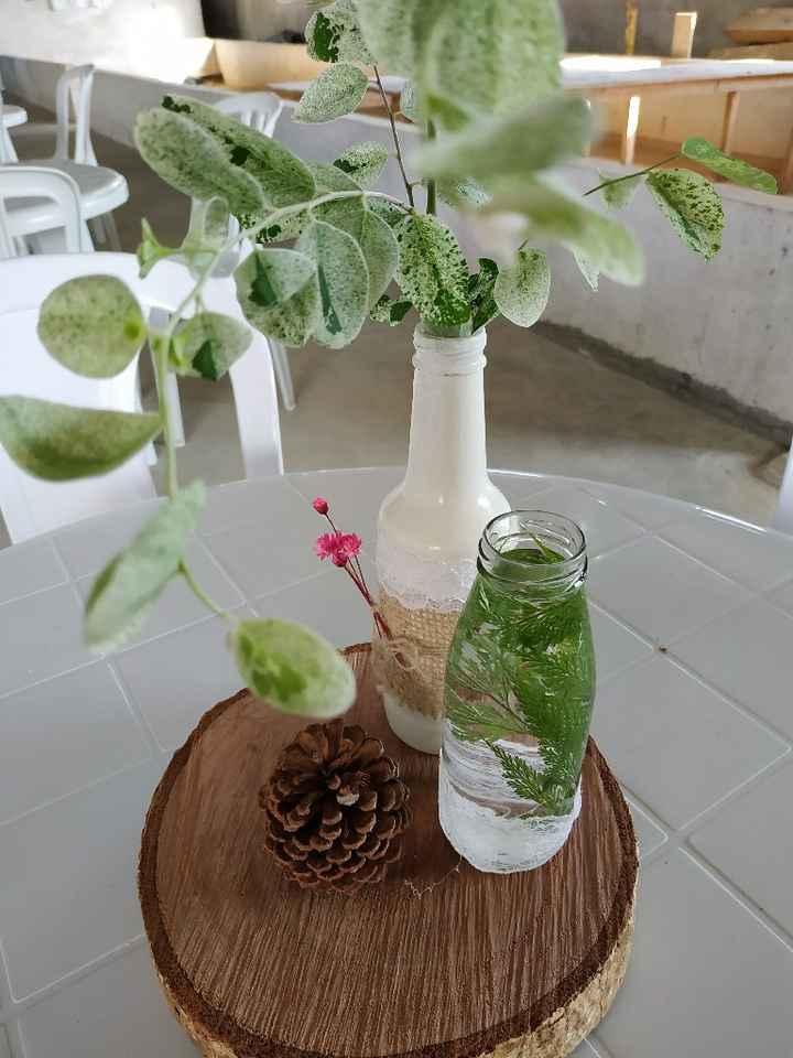 Chá dos noivos - decoração - 1