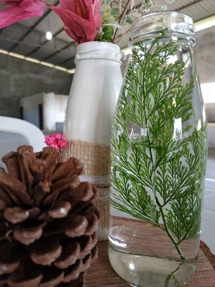 Chá dos noivos - decoração - 2