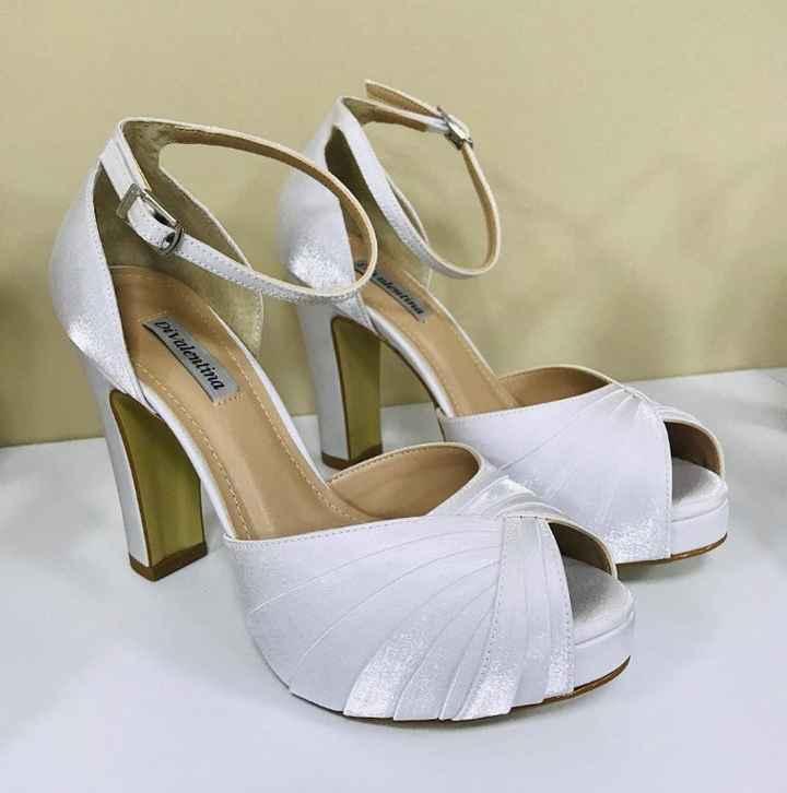 Sapato para casar - 1