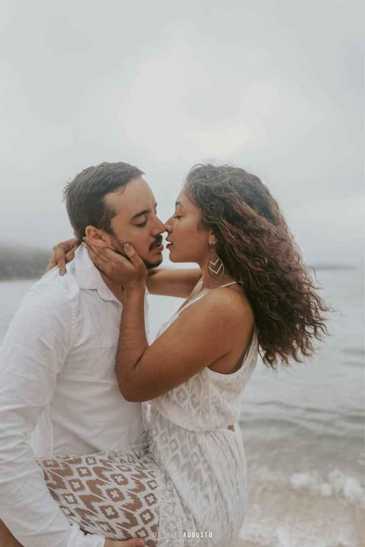 Nosso pré-wedding #casamentohugoebea - 6