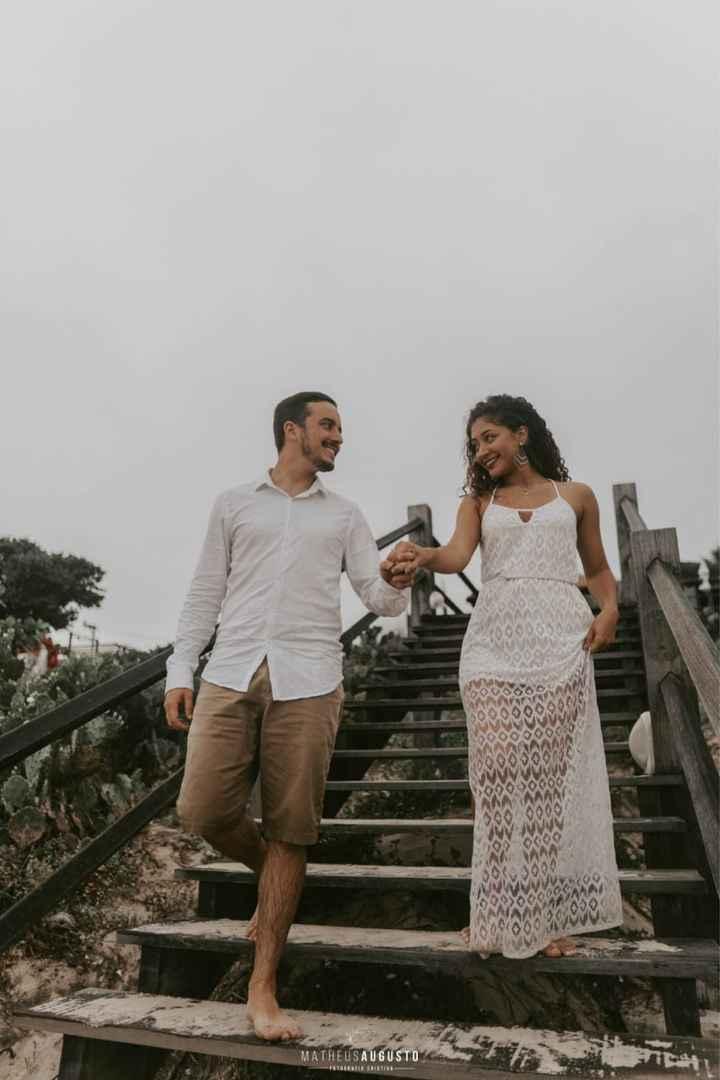 Nosso pré-wedding #casamentohugoebea - 8