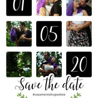 Save the date - 1 ano