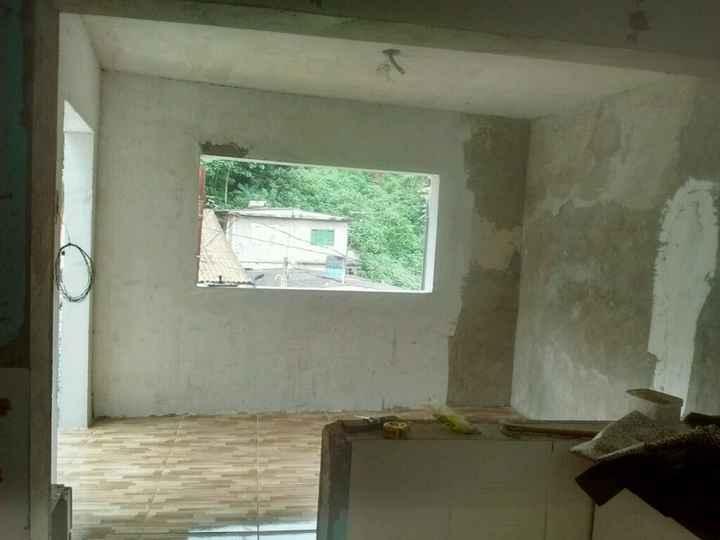 Minha casa esta ficando pronta *-* - 2