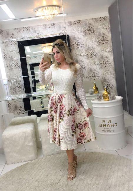 a29c99856 Decisão: Meus vestidos pré wedding estilo romântico ❤ 2