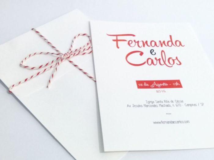 Convites!!! 1