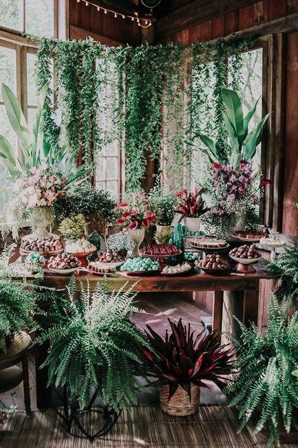 Casamento com tema tropical - 2