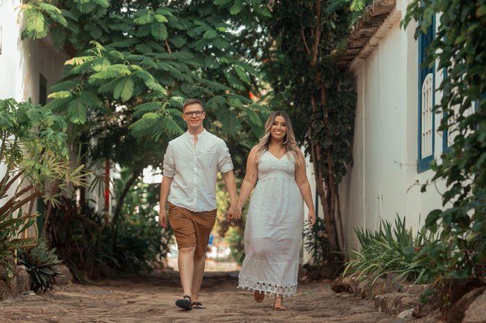 Nosso pré wedding em Trindade - Paraty 2
