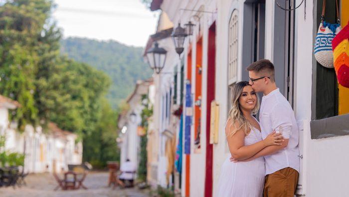 Nosso pré wedding em Trindade - Paraty 4