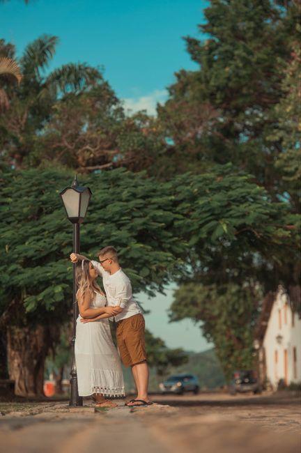 Nosso pré wedding em Trindade - Paraty 6