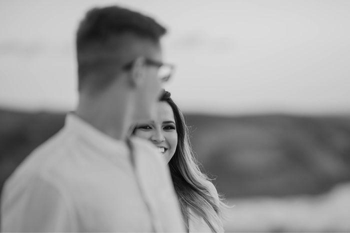 Nosso pré wedding em Trindade - Paraty 13