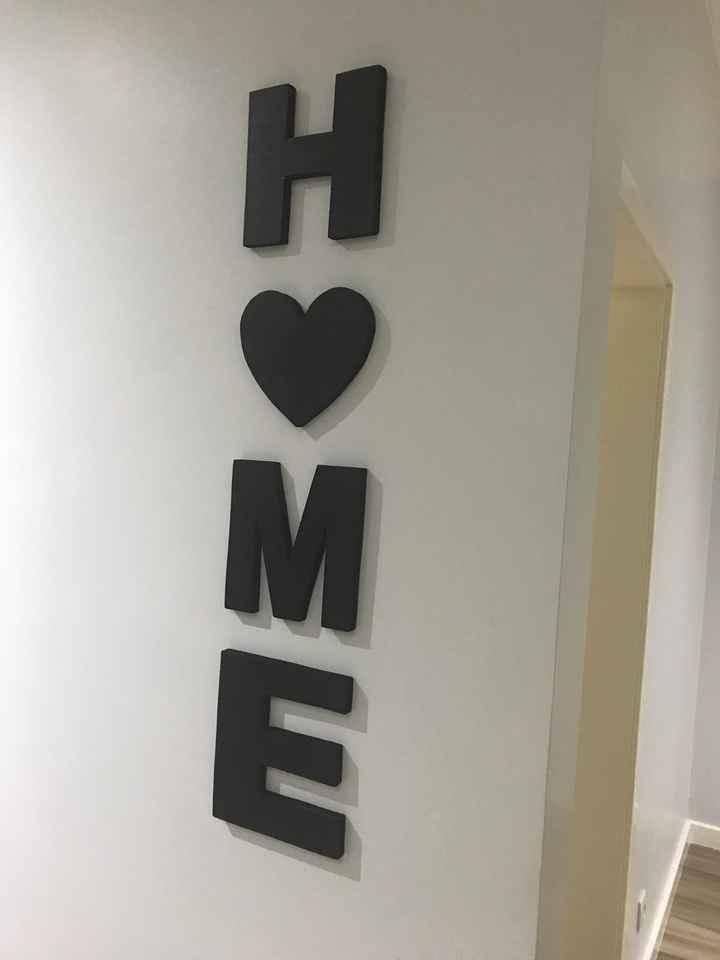 """Decoração """"home"""" - 2"""